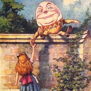 HumptyDumpty_Alice in Wonderland