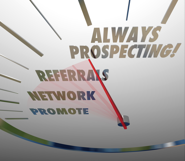 Always Prospecting Selling Sales Techniques Finding New Customer