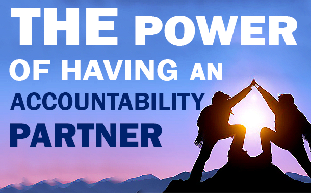 why you need an accountability partner solo practice university