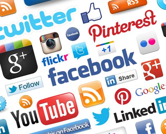 social-media-montage