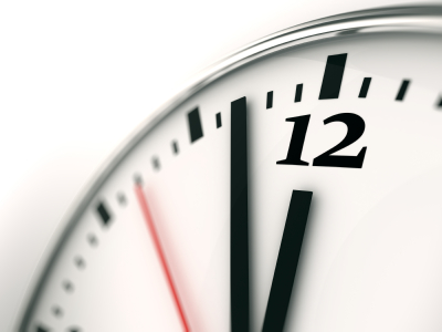 Ticking clock2