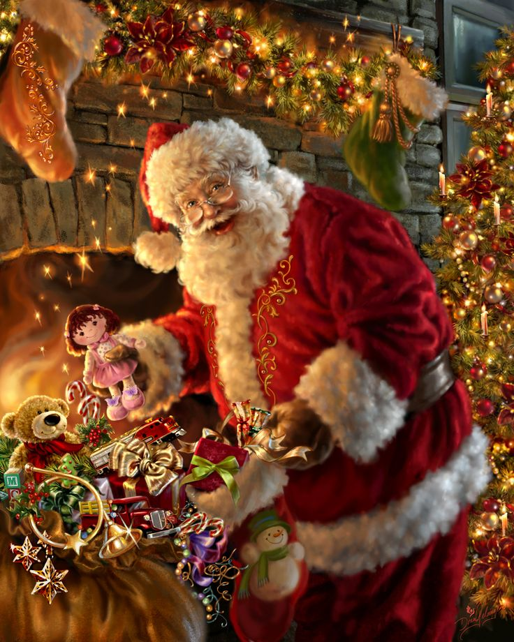 santa claus - Santa Claus Christmas Pictures